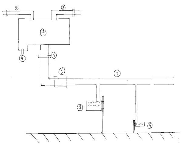 新型猪场设计平面图
